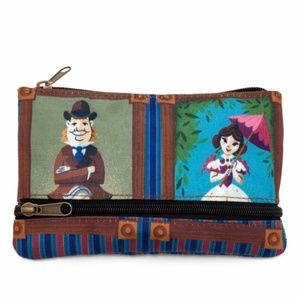 New Haunted Mansion Stretching Portrait Coin Pouch